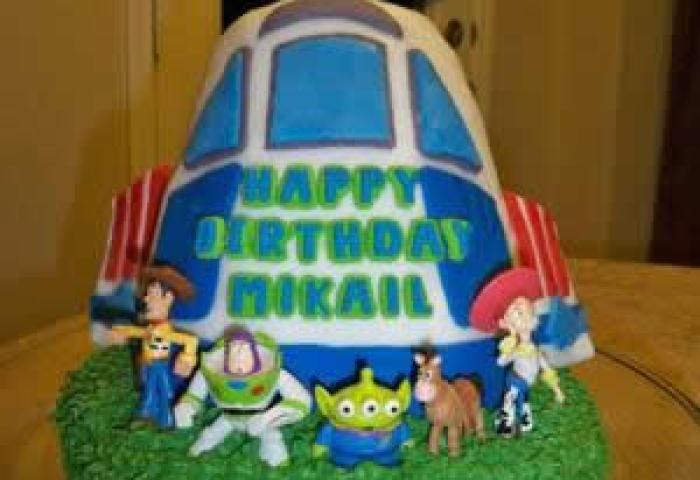 Coolest Toy Story Birthday Cake Idea