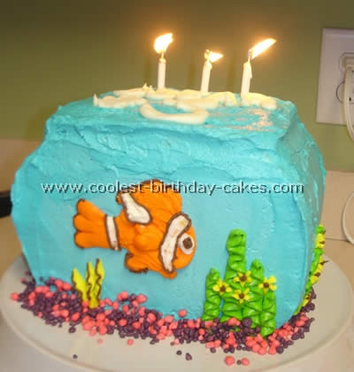 Coolest Homemade Fish Bowls And Aquariums Cakes