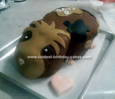 Homemade Carsfinn Mcmissile Cake Birthday Party Ideas