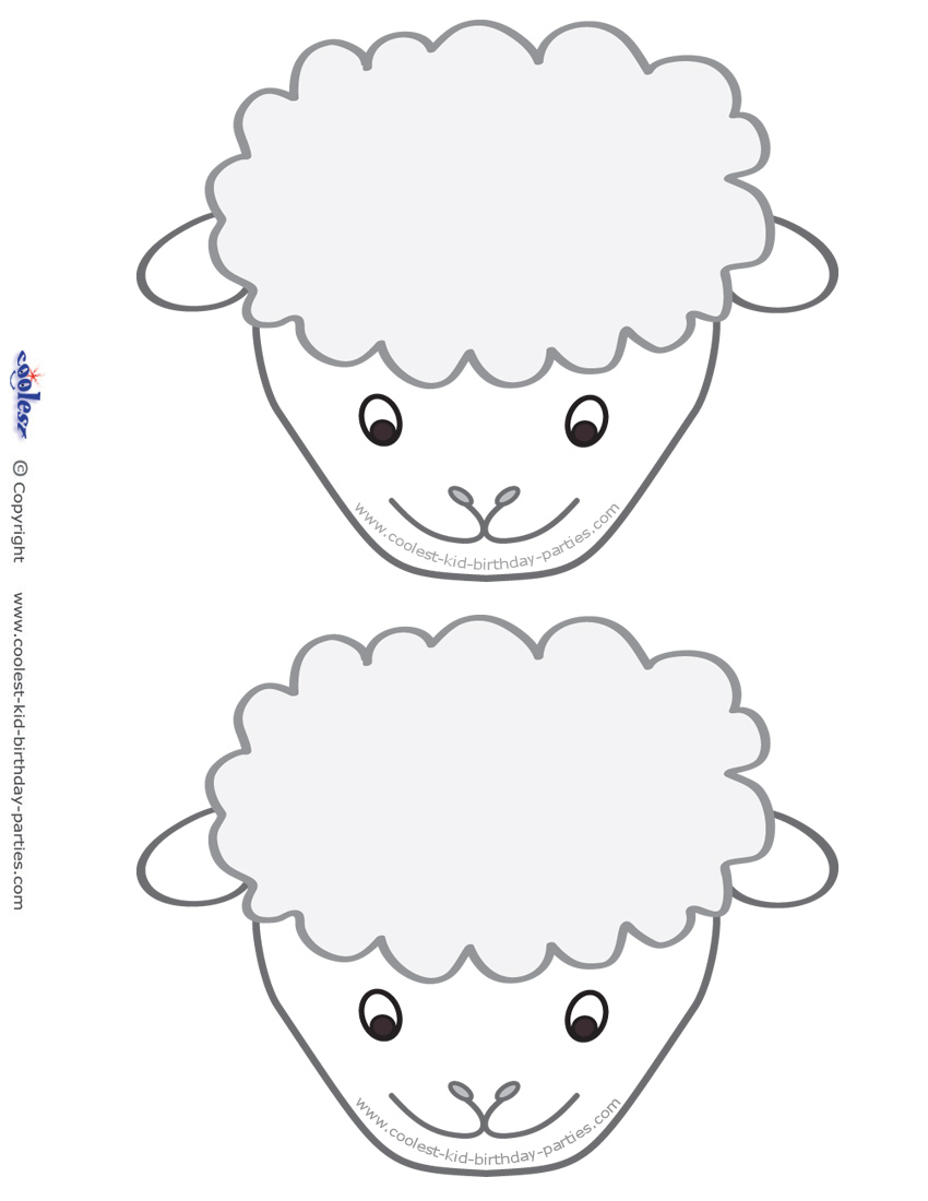 """Search Results for """"Sheep Template Printable"""""""