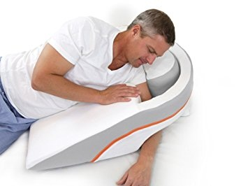 The Medicline Advanced Positioning Pillow Is For Side