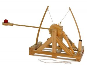 Leonardo Catapult Kit