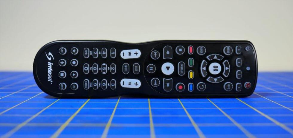 Inteset 4-in-1 Universal Remote