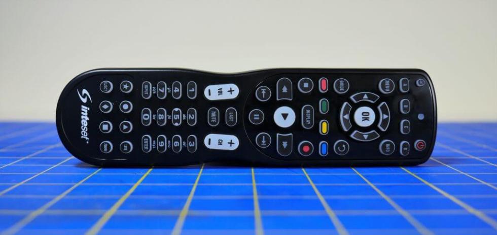 Inteset 4-in-1 Universal Remote