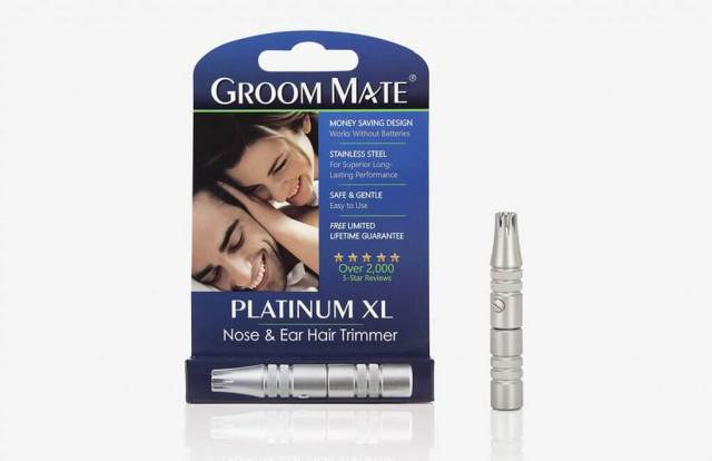 Groom Mate Platinum XL and unboxed