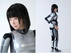 HRP-4C, cuando el Anime se torna en realidad