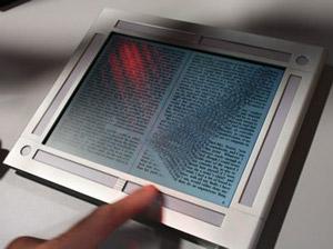 HP e-book reader