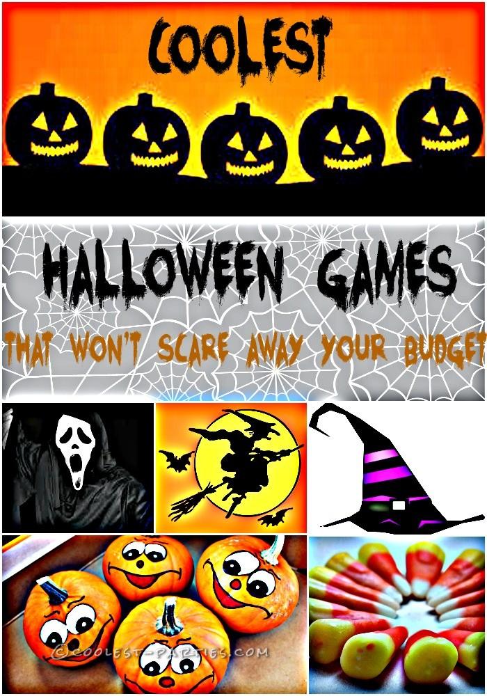 coolest halloween games that
