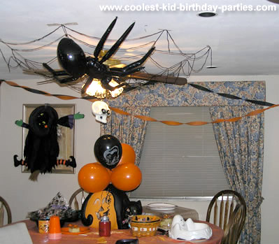 Coolest Halloween Party Ideas