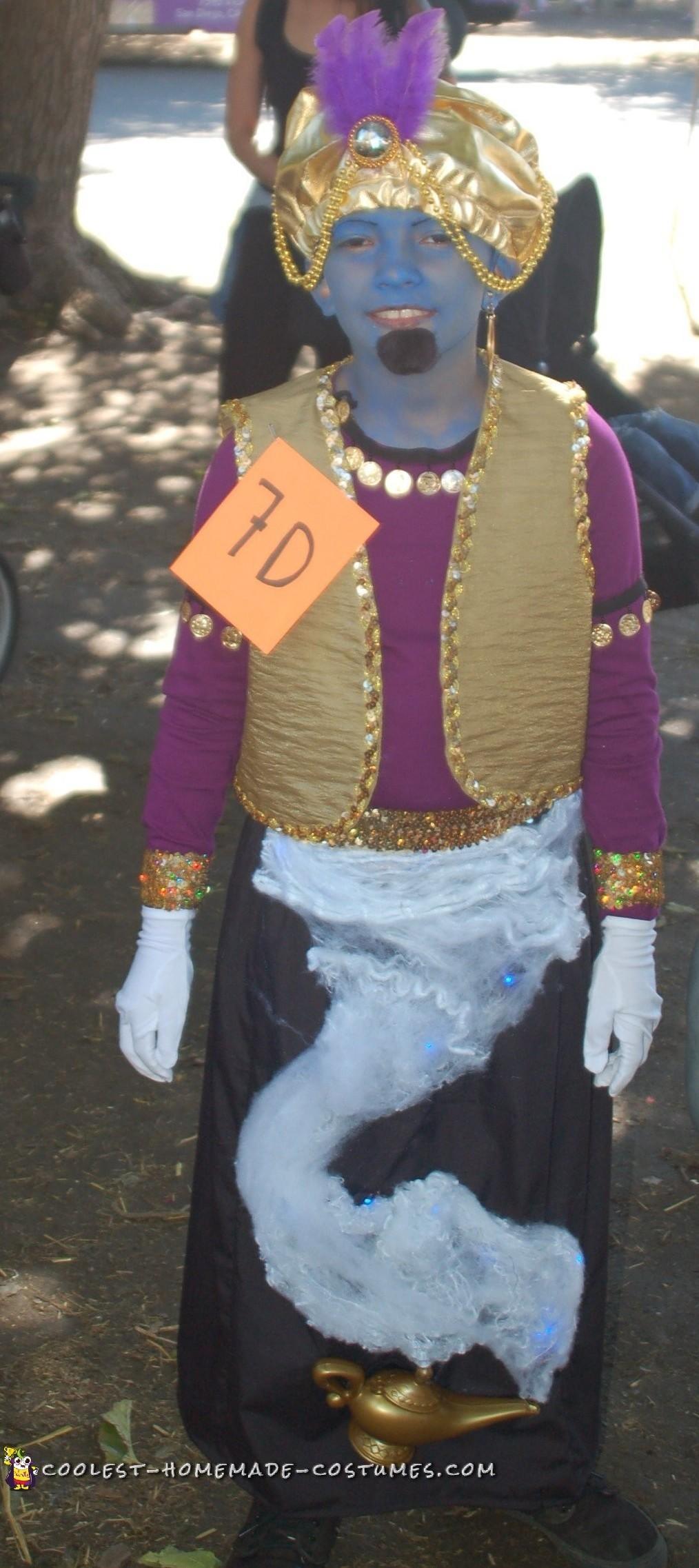 Coolest Genie In A Lamp Costume