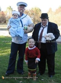 Coolest Homemade Costumes | Coolest Homemade Popeye ...