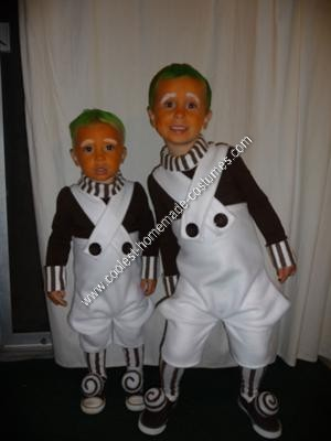 Homemade Toddler Oompa Loompa Costume Charlie Costumes For Kids Best  sc 1 st  Poemsrom.co & Easy Diy Oompa Loompa Costume | Poemsrom.co