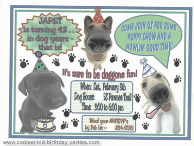 coolest dog party theme idea for your