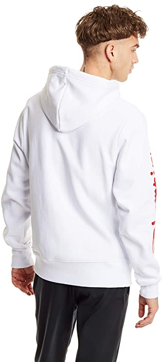 Champion Hoodie in White
