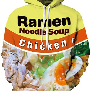 Chicken Ramen Hoodie