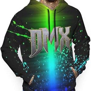 DMX Hoodie in Green