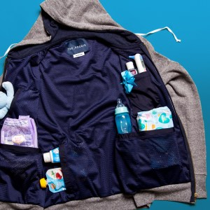 hoodie with pockets inside