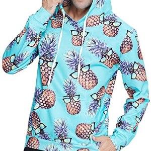 Pineapple Hoodie for men