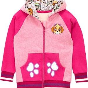 Skye Paw Patrol Hoodie in Pink