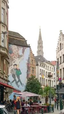 Brussel extra dag 2-10