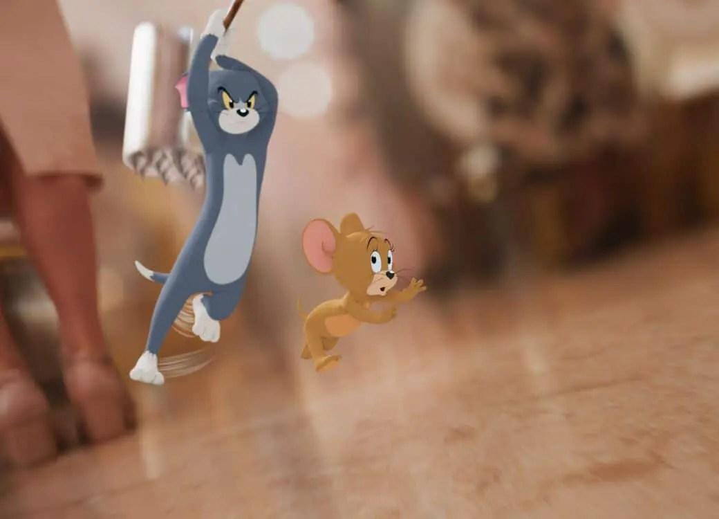 Tom en Jerry 1
