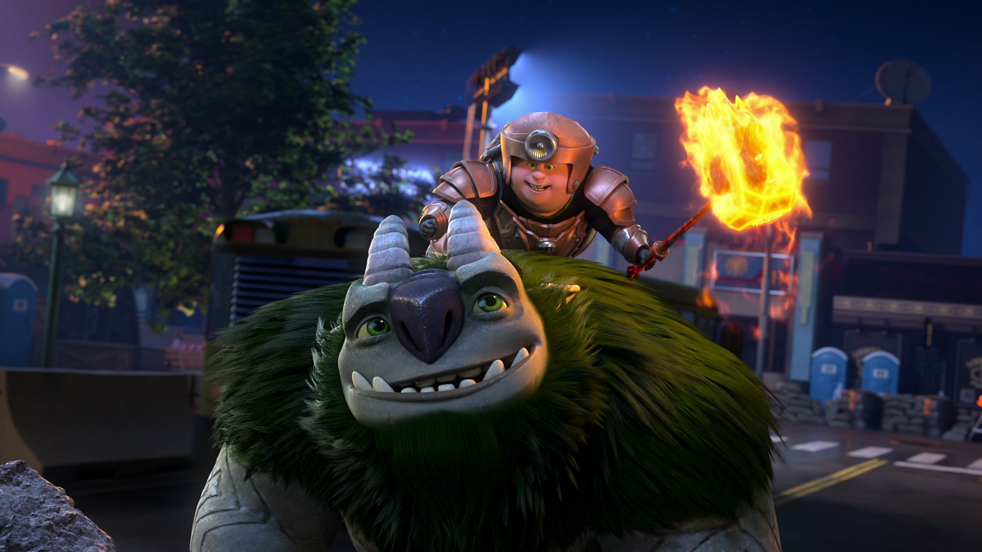 Trollhunters Rise of the Titans 1