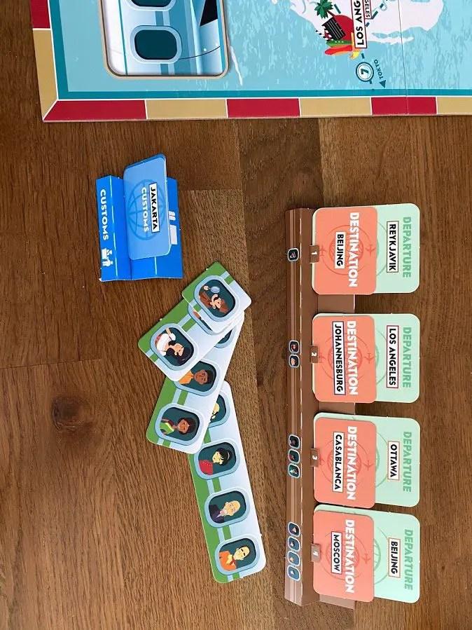 passaportas bordspel 2
