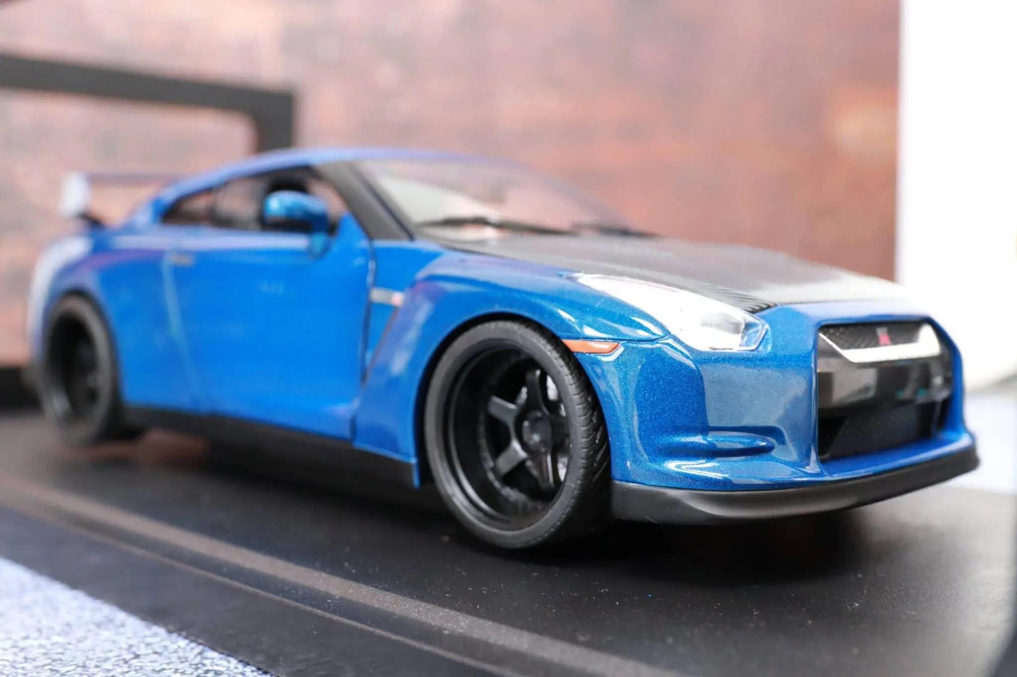 Jada TOys Hollywood Cars Fast Furious 4