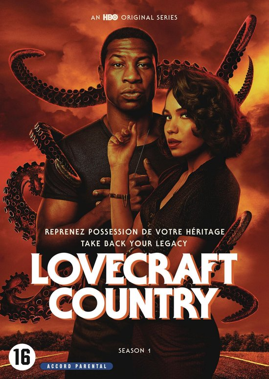 Lovecraft country s1 dvd