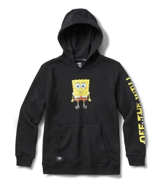 Vans kleding sponge bob 1