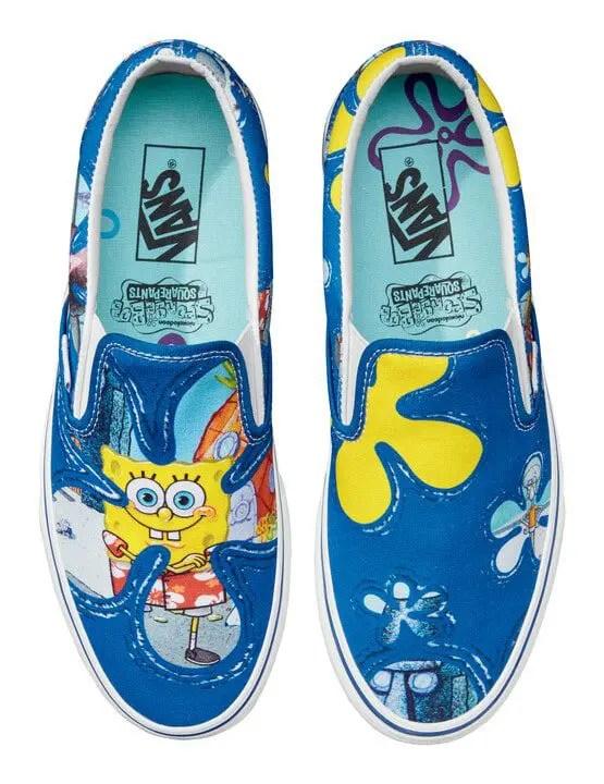 Vans sponge bob 2