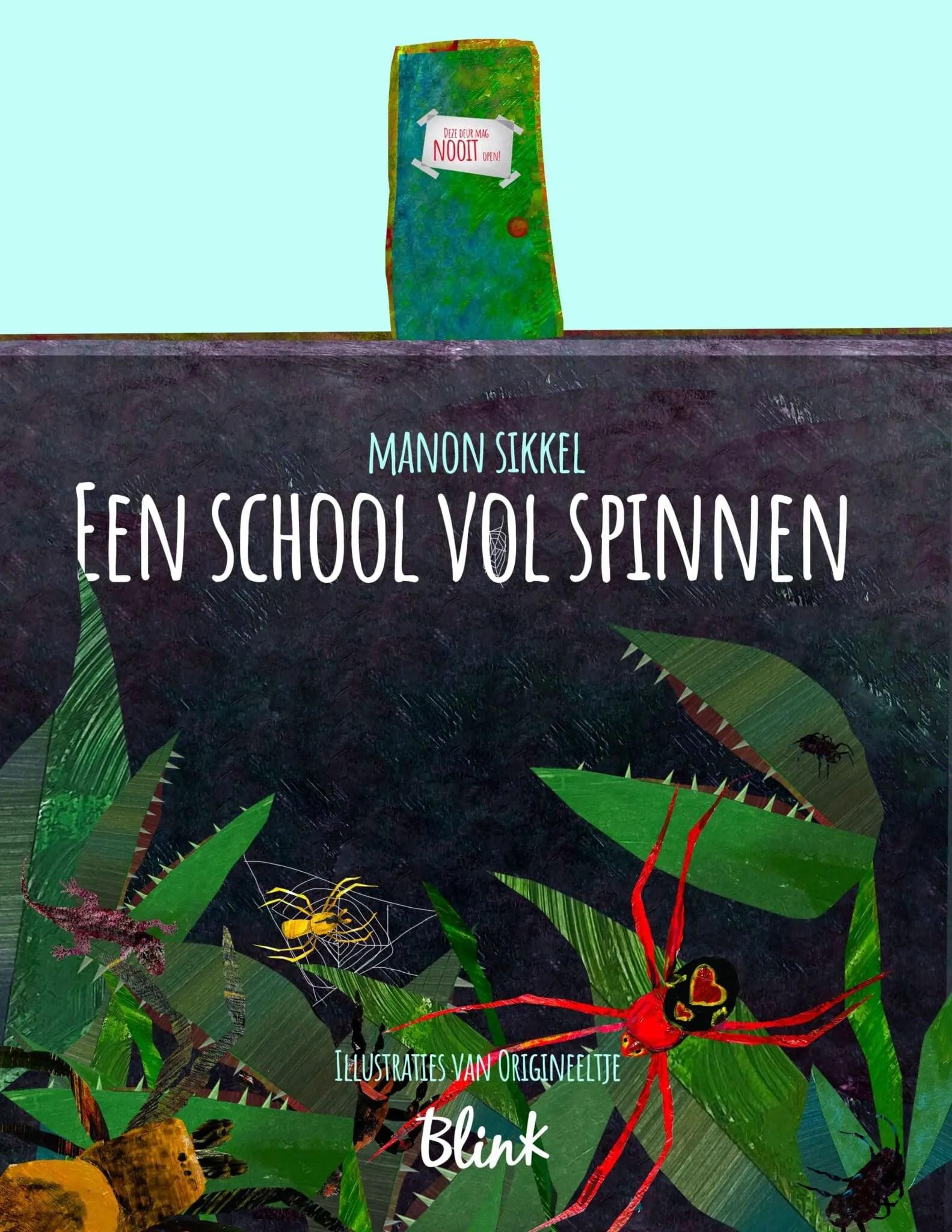 Cover Eenschool volspinnen