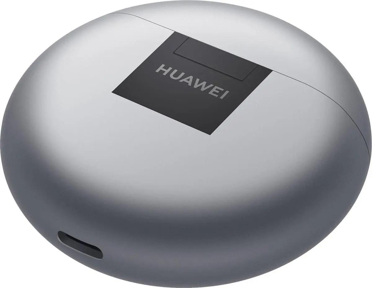 Huawei Freebuds 4 tws doosje dicht