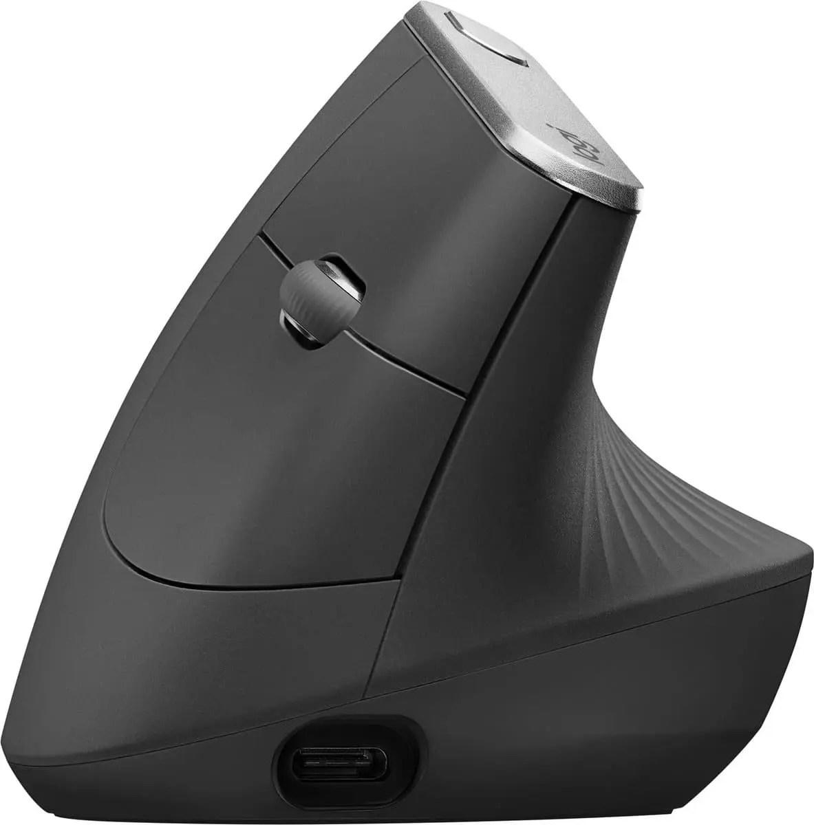 Logitech MX Vertical Draadloze Ergonomische Muis