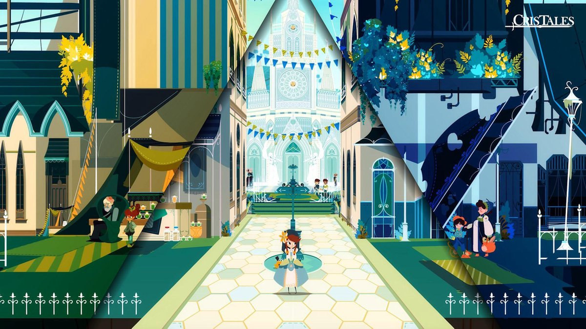 cris tales screenshot recensie