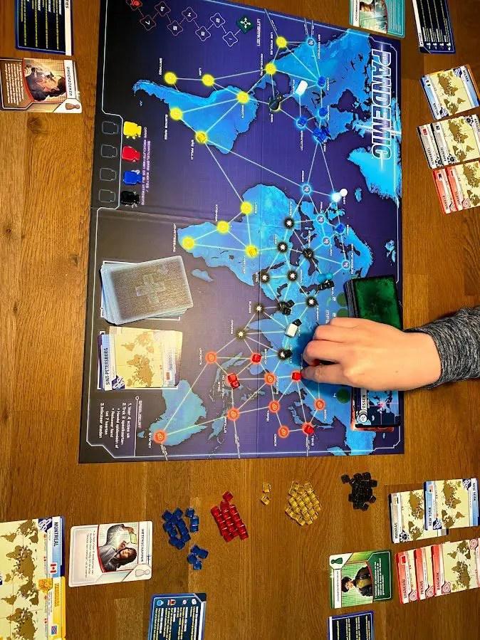pandemic bordspel 2