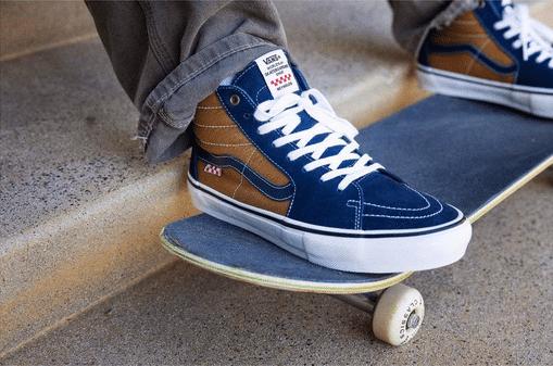Vans Skate Andrew Reynolds 1