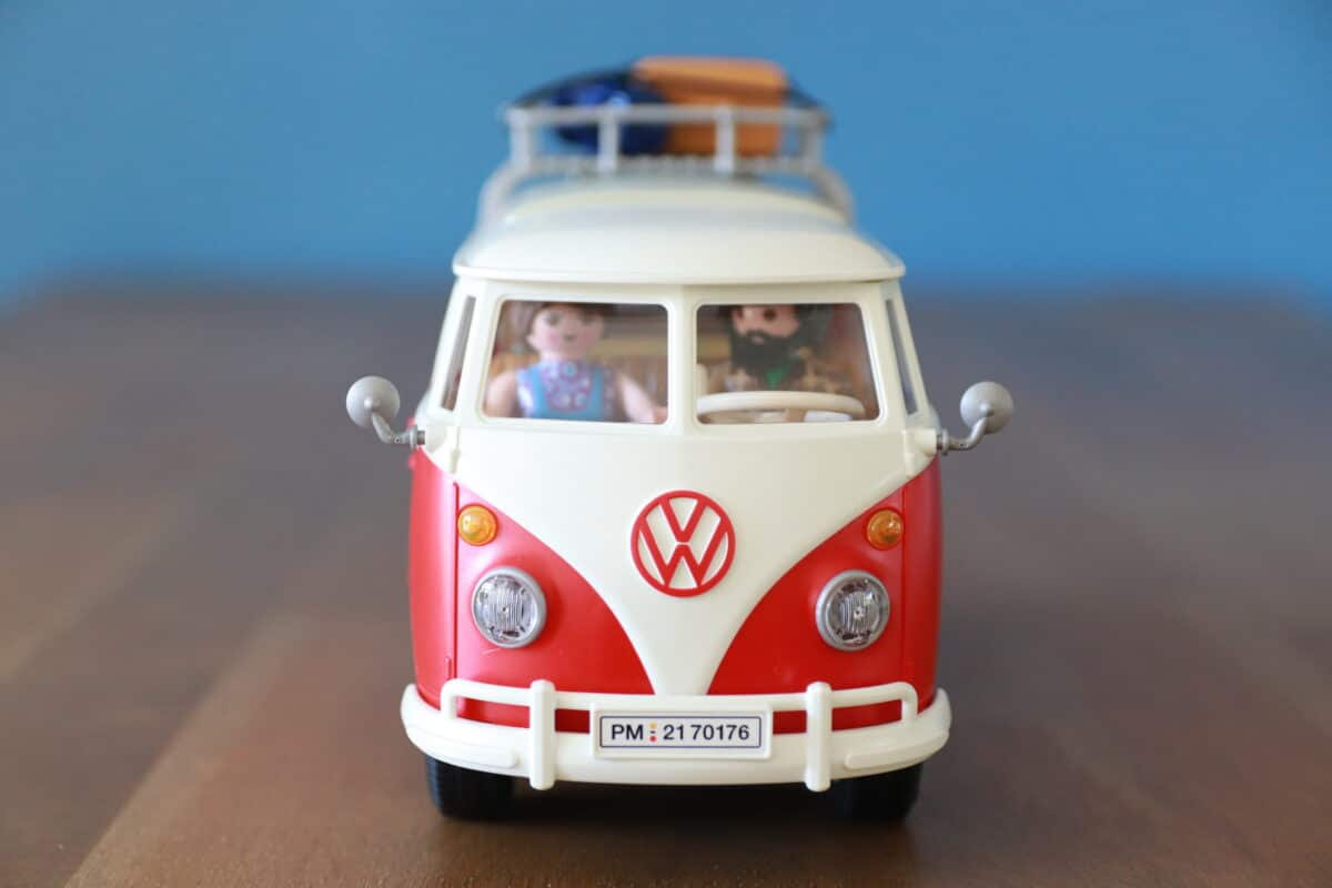 playmobil Volkswagen T1 kampeerbus recensie 2