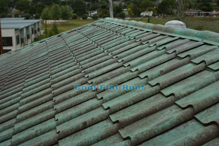 metal roof costs cool flat roof