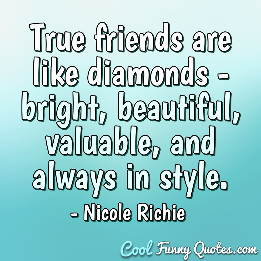 True Friend short Quotes 10