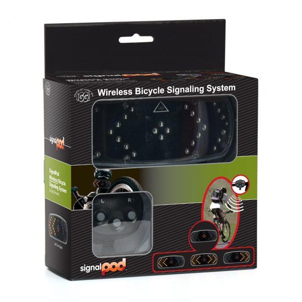 Fahrrad-Signalsystem kabellos 3