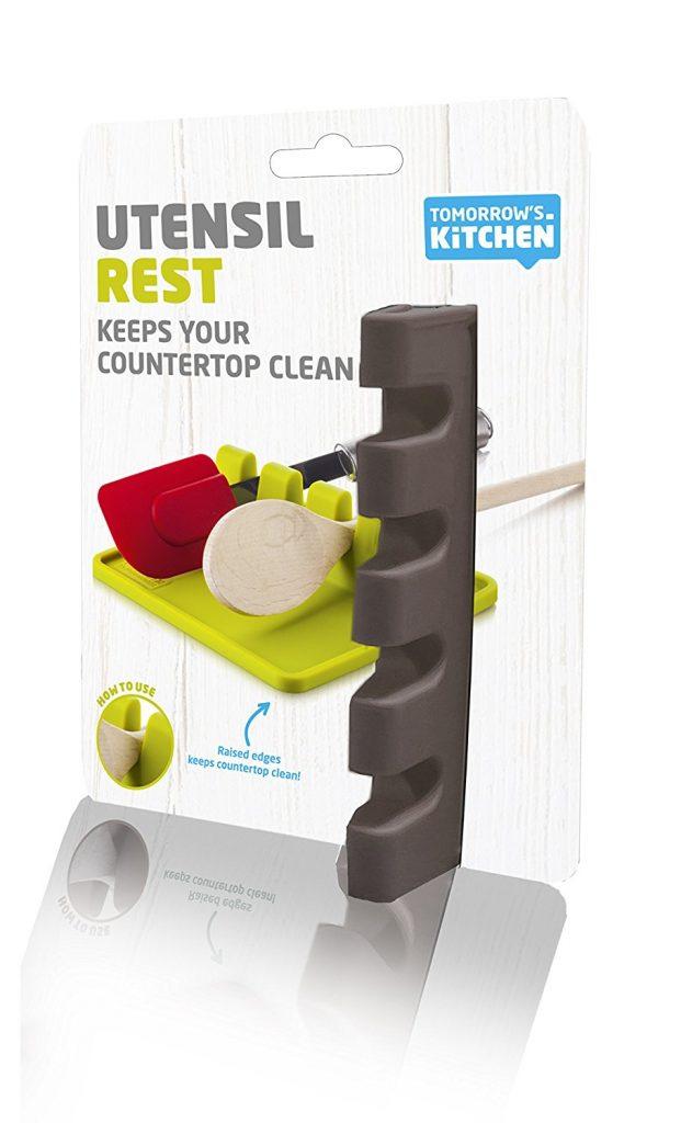 Küchenutensilienablage aus Silikon Küchenablage OVP