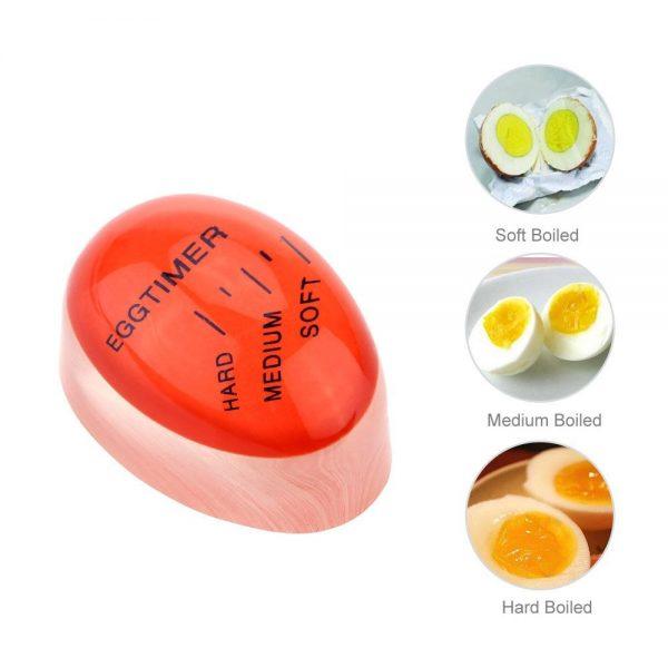 Perfektes-Ei-Gadget – Moderne Eieruhr