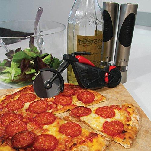 Pizzaschneider Chopper Harley Devidson Schneider für Pizza