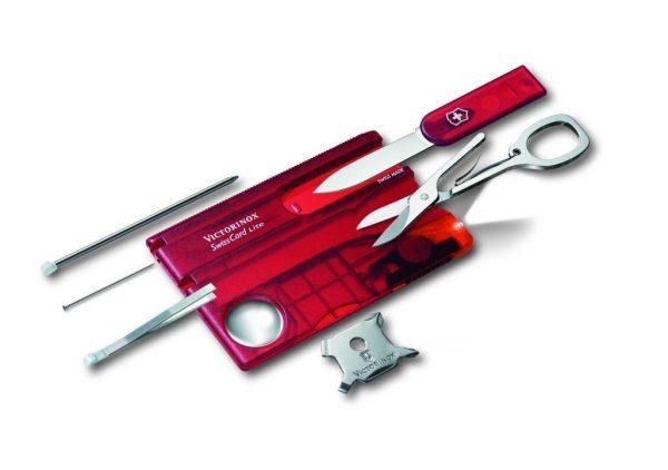 Schweizer Taschenkarte Schweitzer Taschenmesser 2.0 Survival Gadget 3