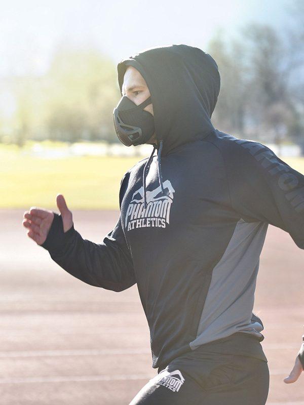 Trainingsmaske trainiere deine Ausdauer Sport Gadget 4