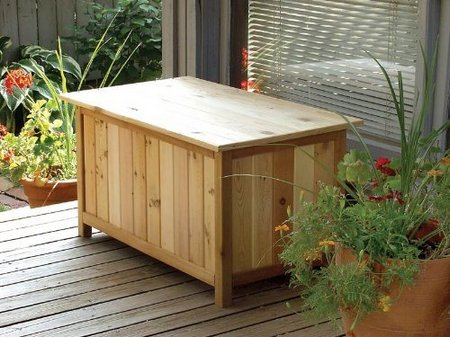 Garden Storage Boxes Ideas Coolgarden Me