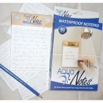 AquaNotes Waterproof Notepad