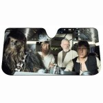 Star Wars Accordion Sunshade