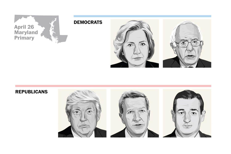 Infographic De Amerikaanse president in beeld